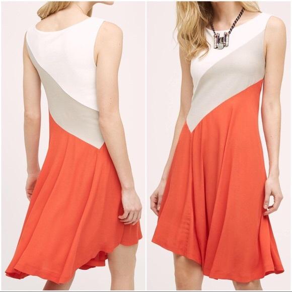 0635302036f Anthropologie Dresses   Skirts - Anthropologie Maeve Cameron Dress
